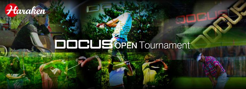 Haraken DOCUS OPEN Tournament