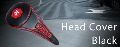 Head Cover Black