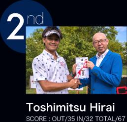 Toshimitsu Hirai