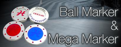 DOCUS Ball Marker & Mega Marker
