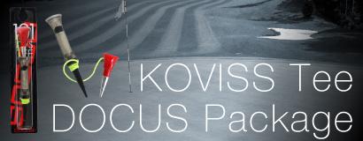 KOVISS TEE DOCUS PACKAGE