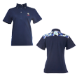 DCL16S001 レディースボタンダウンシャツ