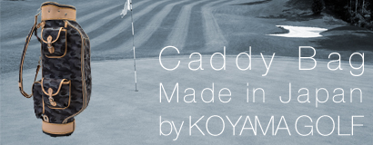Caddy bag Made in Japna Model KOYAMA GOLF
