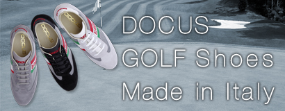 GOLF SHOES MADE IN ITALY