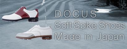 (日本語) SOFT SPIKE SHOES MADE IN JAPAN MODEL