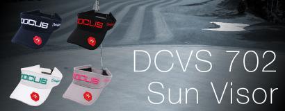 DCVS 702 Sun Visor サンバイザー