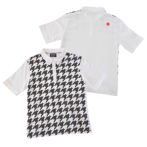 DCM17S002 Staggered pattern Polo