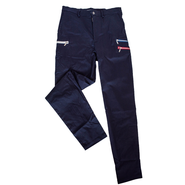 DCM17S003 Zip Long Pants