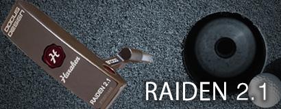 RAIDEN 2.1 DOCUS パター