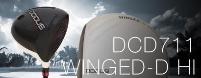 DCD711 WINGED-D HI(NON-CONFORMING MODEL)