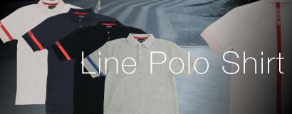 DCM18S002 Line Polo Shirt