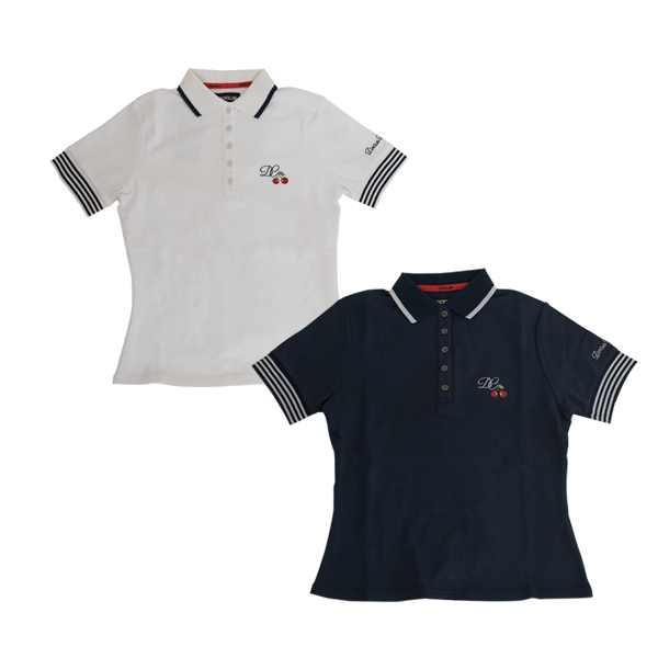 DCL18S002 DD Smooth polo shirt