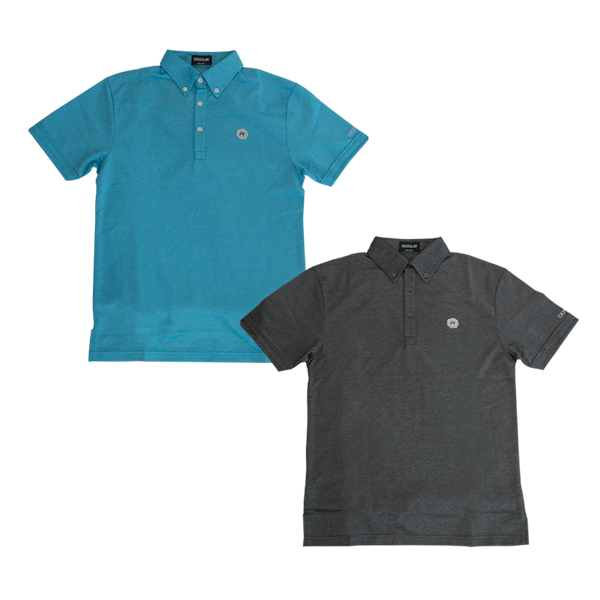 DCM18S001 Button Down Polo Shirt