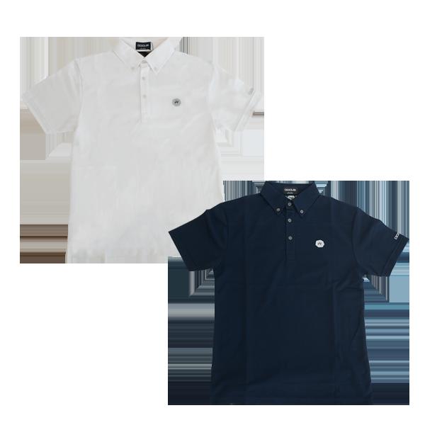 DCM18S001 Button Down Polo Shirt
