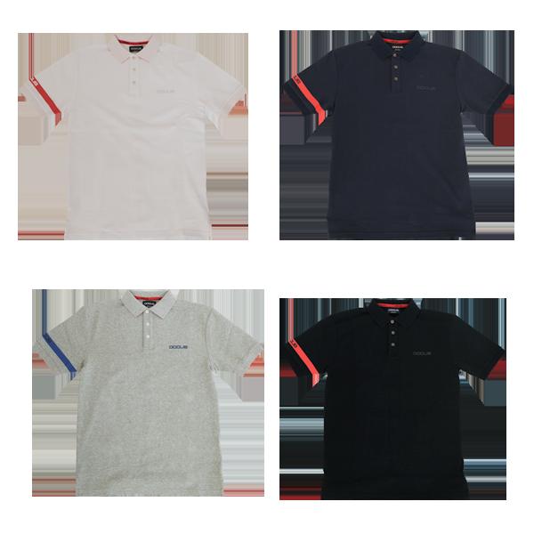 DCM18S002 ラインポロシャツ