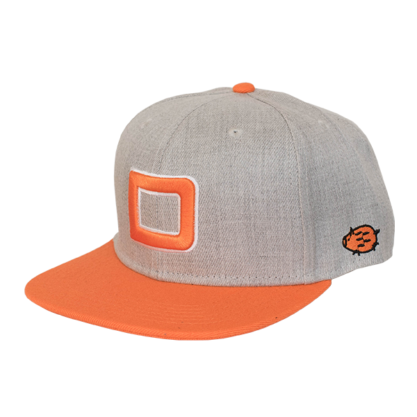 DCCP708 Gray/Orange