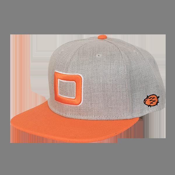 DCCP708 Gray/Orange