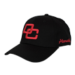 DCCP705 DC Cap Black/Red