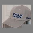 DCCP707 DOCUS DESIGNキャップ Light Gray/Navy