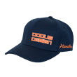 DCCP707 DOCUS DESIGN Cap Navy/Orange