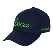 DCCP706 Signature Cap Navy/Green