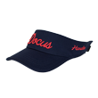DCVS703 Signature Sun Visor Navy/Red