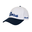 DCCP706 Signature Cap White/Navy
