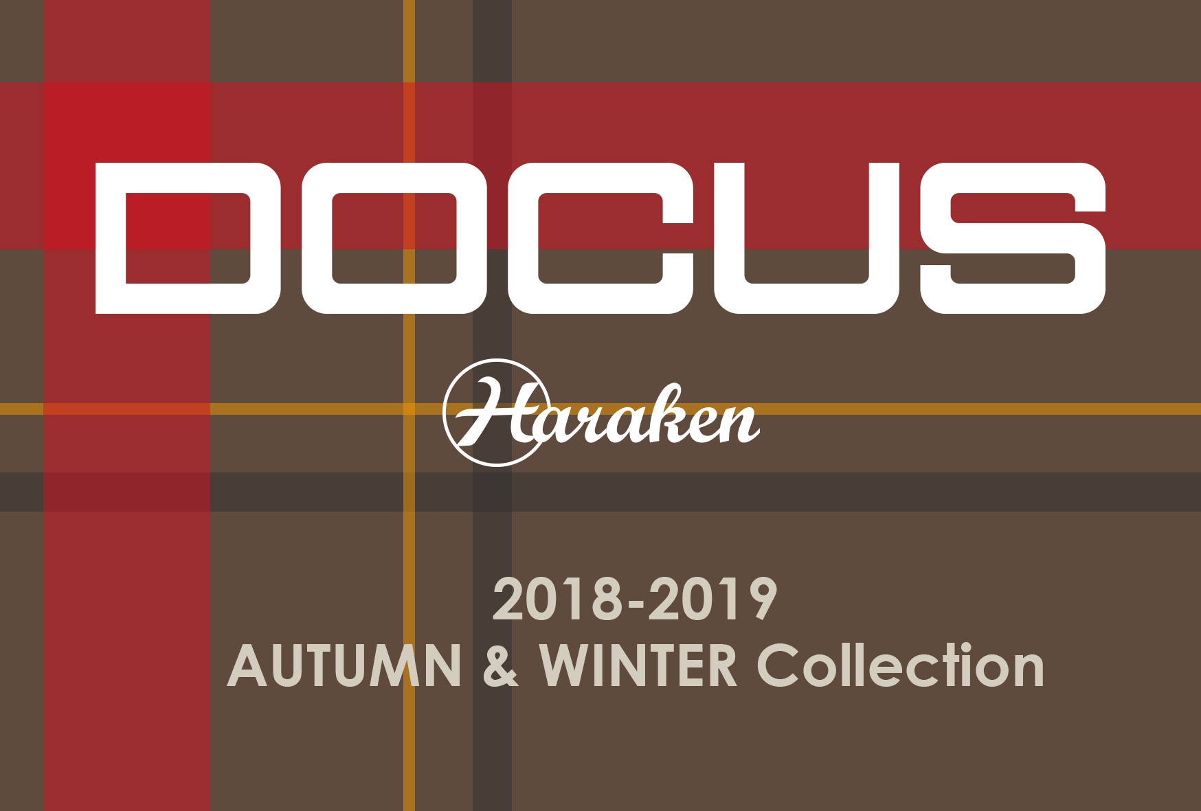 2018-2019 AUTUMN & WINTER Collection