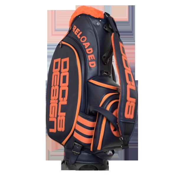 2018 Tour Bag 10 Navy/Orange