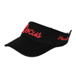 DCVS703 Signature Sun Visor Black/Red