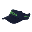 DCVS703 Signature Sun Visor Navy/Green