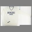 DCM18A001 V-Neck Sweater【BOGIE FREE】Ivory