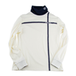 DCM18A005 High Neck Pullover Ivory