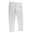 DCM18A011 Volume Pants Off White