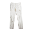 DCM18A012 Stretch Cargo White