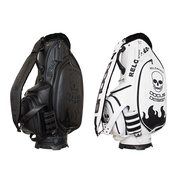 DESPERADO Tour Caddy Bag & Head Cover set 10inch