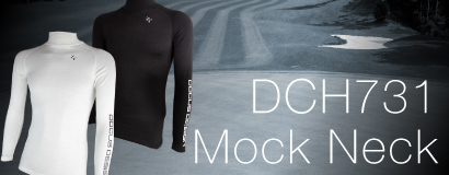 DCH731 Mock Neck