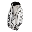 DESPERADO Tour Caddy Bag & Head Cover set 10inch White/Black