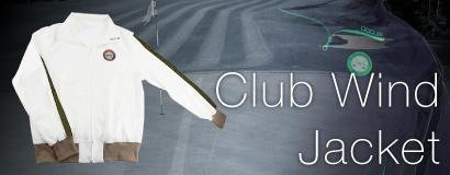 (日本語) CLUB WIND JACKET