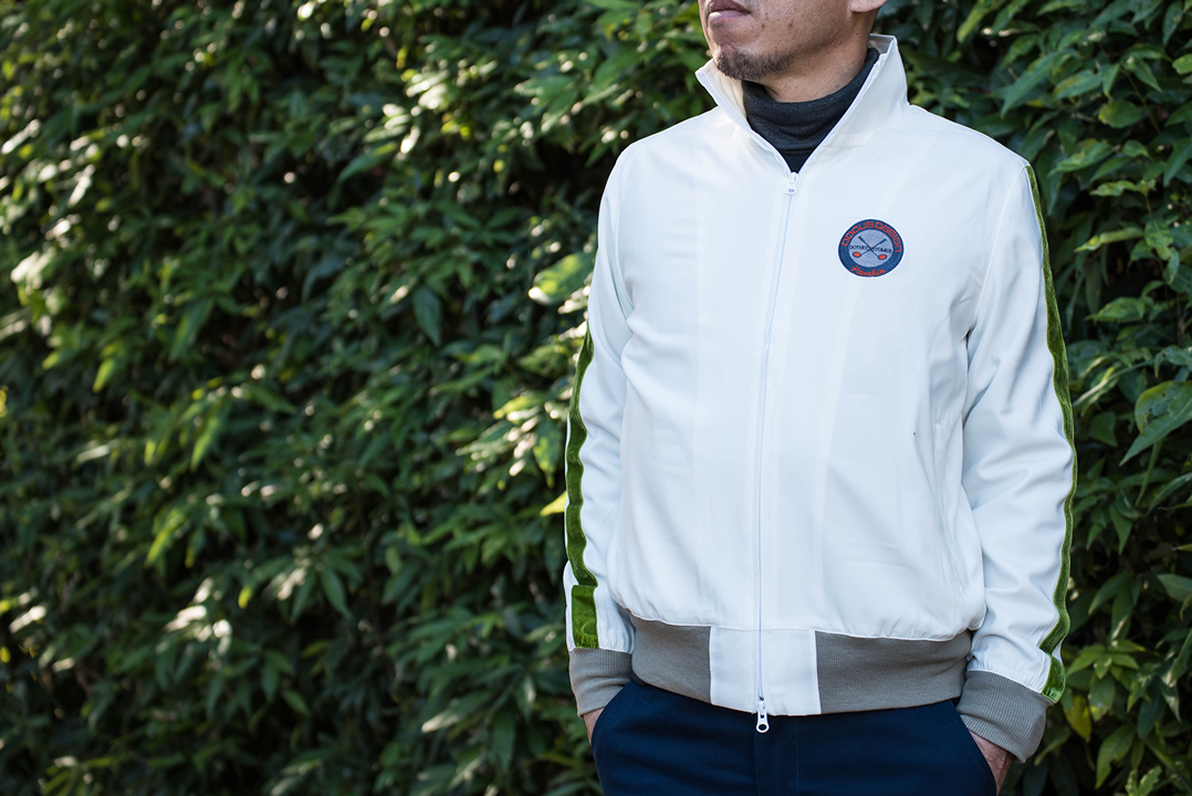 DCM18A008 Club Wind Jacket