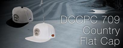 (日本語) COUNTRY FLAT CAP DCCP709