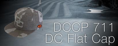 (日本語) DC FLAT CAP DCCP711