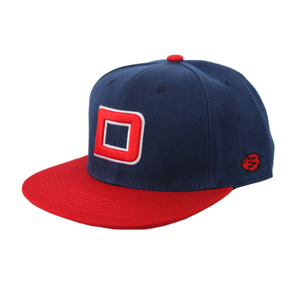 DCCP708 Navy/Red