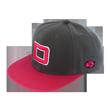 DCCP708 Dark Gray/Pink
