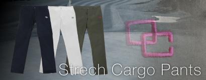 (日本語) DOCUS STRECH CARGO PANTS DCM19A007