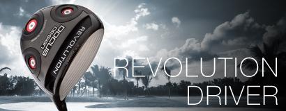 REVOLUTION DRIVER
